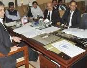 قصور: ڈسٹرکٹ اینڈسیشن جج مجاہد مستقیم احمد کریمنل جسٹس کو آرڈینیشن ..