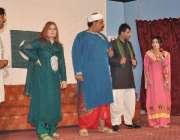 اسلام آباد: یوم پاکستان کی تقریب کے سلسلے میں راولپنڈی آرٹس کونسل کے ..