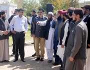 راولپنڈی: ممتاز قادری کے چہلم کی تیاریوں کے حوالے سے ڈی سی او ساجد ظفر ..