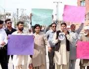 پشاور: سانحہ گلشن اقبال پارک لاہور کے خلاف مسیحی برادری پریس کلب کے ..