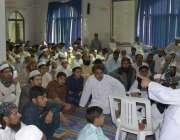 لاہور: پاکستان علماء کونسل کے زیر اہتمام شان سیدنا صدیق اکبر(رض) کانفرنس ..