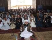 لاہور: سانحہ گلشن اقبال پارک میں شہید ہونیوالے افراد کے لیے خطیب بادشاہی ..