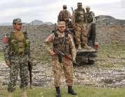 مہمند ایجنسی: لوئر مہمند شہیدبانڈہ اور ضلع چار سدہ کے سرحدی دیہات میں ..