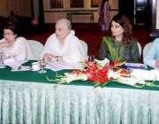 لاہور: صوبائی وزیر بہبود آبادی بیگم ذکیہ شاہنواز بین الاقوامی سطح پر ..
