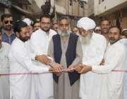 لاہور: پی پی 145سلامت پورہ محلہ بھٹہ گاڈیاں میں ایم پی اے وحید گل تعمیراتی ..