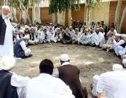 مہمند ایجنسی: ریشنلائزیشن پالیسی کے تحت سکولوں کو ختم کرنے کے خلاف ..