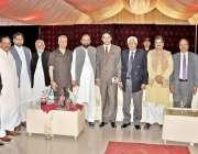 راولپنڈی: گلگت بلتستان کی سپریم اپیلٹ کورٹ کے چیف جج جسٹس ڈاکٹر رانا ..