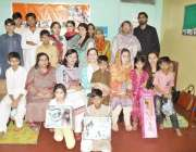 لاہور: اخوت ڈریم کے زیر اہتمام دل کے عارضہ میں مبتلا بچوں کے اعزاز میں ..