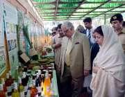 پشاور: گونر خیبر پختونخوا ظفر اقبال جھگڑا پاکستان اکیڈم آف رورل ڈویلپمنٹ ..