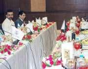 لاہور: وزیر اعلیٰ پنجاب محمد شہباز شریف ورلڈ ٹریٹ آرگنائزیشن کے ڈائریکٹر ..