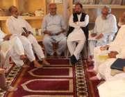 لاہور: جماعت اسلامی زون 160منصورہ کے تنظیمی اجلاس سے امیر جماعت اسلامی ..