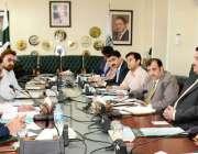 اسلام آباد: وفاقی وزیر تجارت انجینئر خرم دستگیر خان جواہرات اور زیورات ..