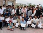 اسلام آباد: پاکستان نیشنل کونسل آف دی آرٹس کے زیر اہتمام ڈرامہ ورکشاپ ..