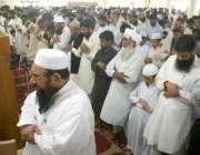 اسلام آباد: جماعة الدعوة کے حافظ عبدالرحمن مکی ، شہید مولانا مطیع الرحمن ..