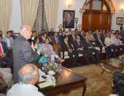 لاہور: گورنر پنجاب ملک محمد رفیق رجوانہ ہائر ایجوکیشن کے زیر اہتمام ..