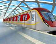 لاہور: اورنج لائن میٹرو ٹرین کا مکینیکل ڈیزائن۔