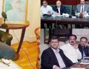 لاہور: وزیر اعلیٰ پنجاب محمد شہباز شریف لندن سے آئندہ مالی سال کے صوبائی ..