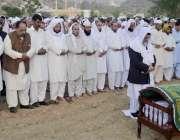چکسواری: وزیر اعظم آزاد کشمیر چوہدری عبدالمجید سلیمان کینلوی کے بیٹے ..
