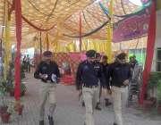 لاہور: سی سی پی او کیپٹن (ر) محمد امین وینس رمضان بازار جوہر ٹاؤن کا دورہ ..