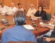 حافظ آباد: ڈی سی احمد رجوانہ ممکنہ سیلاب کے پیش نظر حفاظتی انتظامات ..