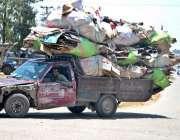 راولپنڈی: ایکسائز اینڈ ٹیکسیشن کی نا اہلی اور عدم توجہی کے باعث ایک ..