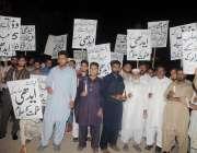اسلام آباد: پاکستان تحریک انصاف کے کارکنان نے عبدالستار ایدھی کی یاد ..