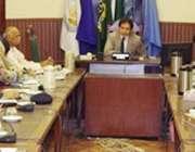 لاہور: کمشنر لاہور ڈویژ عبداللہ خان سنبل تعلیمی اداروں کی سیکیورٹی ..