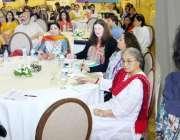 لاہور: خواتین کے صوبائی کمیشن کے زیر اہتمام خواتین کے لیے تشدد /ہراسمنٹ ..