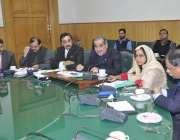 لاہور: وفاقی وزیر ریلوے خواجہ سعد رفیق ریلوے ایکٹ میں تبدیلی اور ہیومن ..