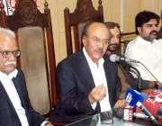 لاہور: پیپلز پارٹی سندھ کے صوبائی صدر و سینئر صوبائی وزیر نثار احمد ..