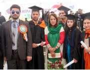 مظفرآباد: جامعہ کشمیر کے پوزیشن ہولڈر طلبہ کا پیپلز پارٹی کی ضلعی صدر ..