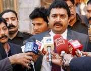 لاہور: وفاقی وزیر انسانی حقوق کامران مائیکل وارث روڈ چرچ میں کرسمس ..