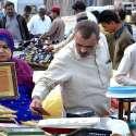 حیدر آباد: شہری گھریلوں استعمال کی اشیاء پسند کر رہے ہیں۔