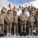 سیاچن: آرمی چیف جنرل قمر جاوید باجوہ کا پاک فوج کے افسران اور جوانوں ..