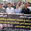 حیدر آباد: سوشل ورکرز اور طلباء نویں دسوی جماعت کے امتحانات میں نقل ..