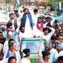 لاہور: عوامی رکشہ یونین اور عوامی ٹیکسی یونین کے زیر اہتمام احتجاجی ..