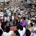 راولپنڈی: عوامی مسلم لیگ کے سربراہ شیخ رشید احمد لال حویلی میں جلسہ سے خطاب کر رہے ہیں۔