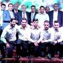 اسلام آباد: قومی کرکٹ ٹیم کے اعزاز میں استقبالیہ کے موقع پر چیئرمین ..