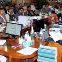 گلگت: چیف سیکرٹری گلگت بلتستان ڈاکٹر کاظم نیاز ڈی ڈی ڈبلیو پی کے اجلاس کی صدارت کر رہے ہیں۔