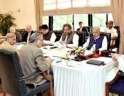 اسلام آباد :وزیر اعظم نواز شریف توانائی سے متعلق کابینہ کمیٹی کے اجلاس ..