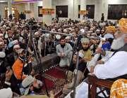 راولپنڈی: تعلیم القرآن راجہ بازار میں مولانا فصل الرحمن تعلیم تقریب ..