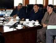 مظفر آباد: وزیراعظم آزاد کشمیر راجہ محمد فارو ق حیدر خان سے چیئرمین ..