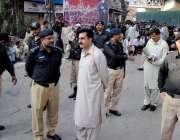 راولپنڈی: تحریک نفاذ جعفریہ کے زیر اہتمام ریلی میں سی پی او اسرار عباسی ..
