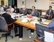 اسلام آباد: چیئرمین نیب قمر زمان چوہدری نیب مانیٹرنگ کی تازہ ترین پیشرفت ..