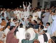 حیدر آباد: ایم این اے ملک اسد سکندر کے حامی بلڈرز کی رہائشی اسکیمیں ..