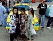 راولپنڈی: چیمبر آف کامرس کے زیر اہتمام راول ایکسپو میں گاڑیوں کی نمائش ..