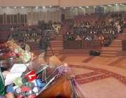 لاہور: میٹرو پولیٹن کارپوریشن کے لاڈر میئر کرنل (ر) مبشر جاوید ایوان ..