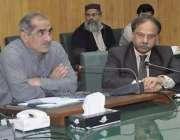 لاہور: وزیر ریلوے خواجہ سعد رفیق خیبر پختونخوا میں مالاکنڈ و مینگورہ ..