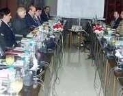 لاہور: وزیر اعلیٰ پنجاب محمد شہباز شریف صوبائی ایپکس کمیٹی کے اجلاس ..