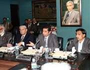 لاہور: لاہور چیمبر آف کامرس اینڈ انڈسٹری کے نائب صدر ناصر حمید خان وفد ..